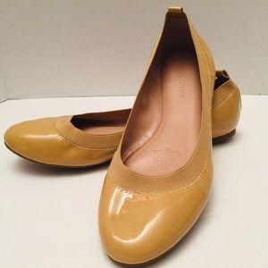 Banana Republic Patent Leather Abby Ballet Flats